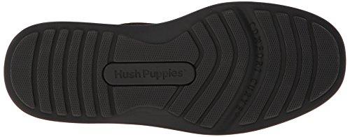 Hush Puppies Mens Glen Oxford Camoscio Marrone