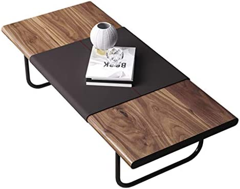 Coffee Tables Coffee Table Nordic Creative Square Solid Wood Table
