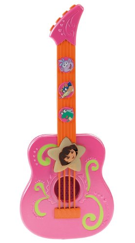 Nickelodeon Fisher-Price Dora the Explorer Tunes Guitar