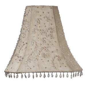 Jubilee Collection 4059 Starburst Shade, Large, Ivory by Jubilee Collection