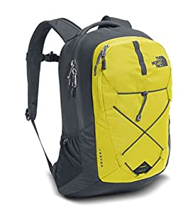 The North Face Jester Backpack - Acid Yellow/Turbulence Grey - One Size