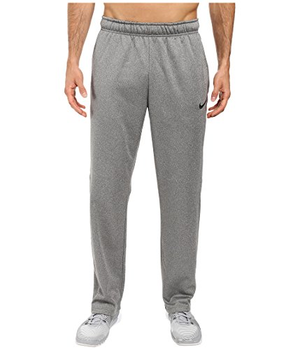 Nike Men's Therma Training Pant Carbon Heather/Black Size Medium