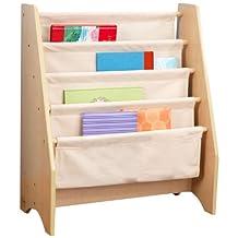 KidKraft 14221 Sling Bookshelf, Natural