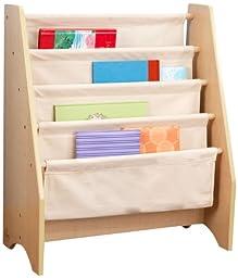 KidKraft Sling Bookshelf, Natural