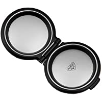 Fotodiox Replacement Metal Lens Cap with Matte Finish for Twin Lens Rollei (TLR) Bay III Lens Cap