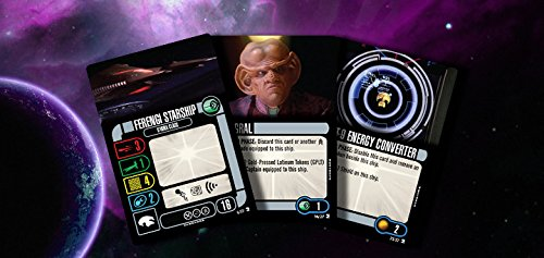 Star Trek Attack Wing: Ferengi (Independent) 4-Ship Faction Pack WZK72950