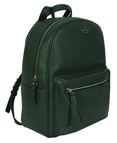 Kate Spade New York Chester Street Aveline Pebble Leather Laptop Backpack (Spruce)