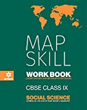 Map Skill Work Book Social Science for Class 9