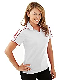 Tri-Mountain Women's 100% Polyester UltraCool Micromesh Knit Shirt (4 Colors)