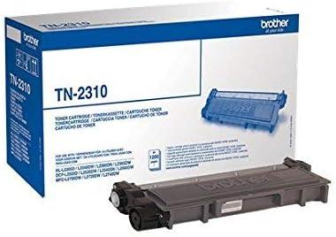 Brother TN2310 - Tóner negro original para las impresoras ...