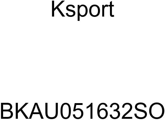 Ksport BKAU051-632SO 13 4-Piston ProComp Rear Brake Kit