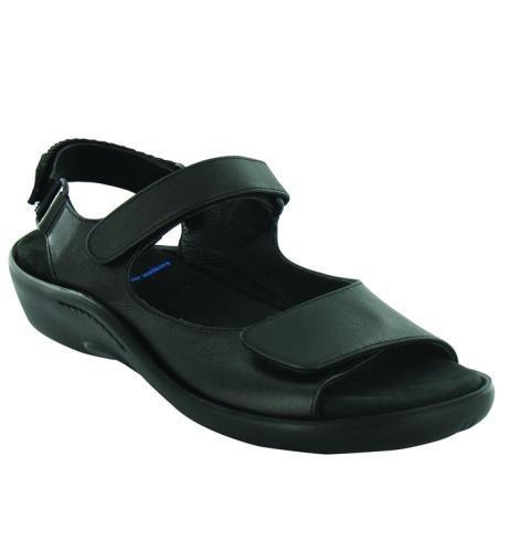 Jewel Wolky Anthracite Womens Soft Metallic Leather 3204 Sandals Zxq1Exw4U