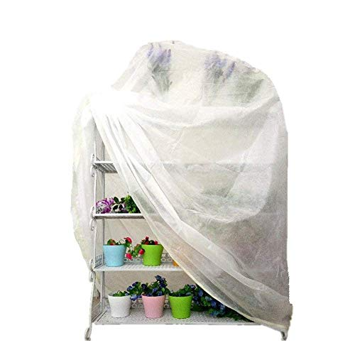 """Eco.Fabric Garden Plant Freeze Dome Protection Cover,Frost Protection Plant Blanket,0.55oz,39""""Hx39""""Dia"""