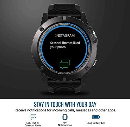 Amazon.com: Smartwatch Táctico V5 Pantalla Táctil Reloj ...