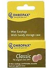 Protetor Auricular Cera Ohropax Classic 22dB - 6 Pares