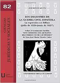 Los Desastres De La Guerra Civil Española. La Represión En ...