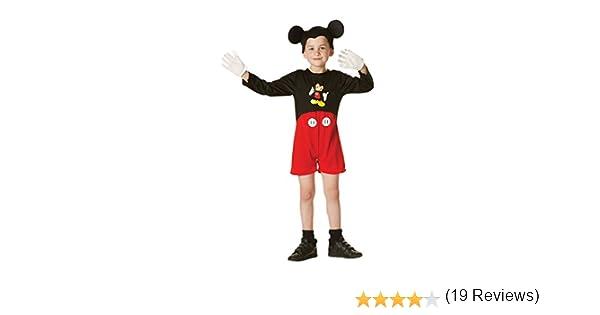 Rubies Kids - Disfraz de ratón para niño, talla S (I-884130S ...