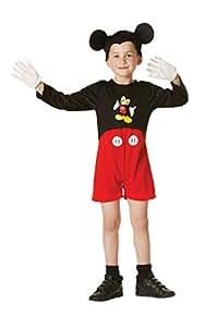 Kids - Disfraz de ratón para niño, talla S (I-884130S)