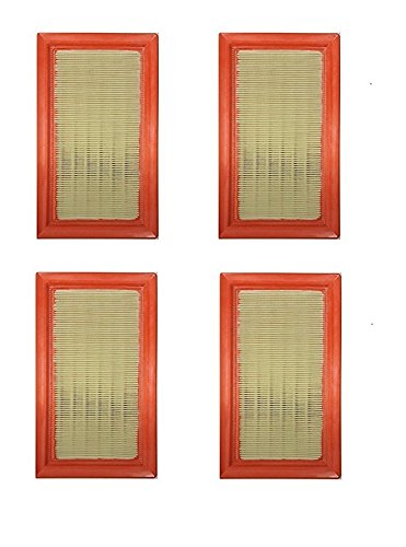 Universal Generator Parts Direct Replacement Air Filter for 0J8478S and 0J8478 (4 Pack)