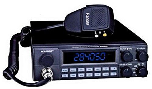 - Ranger RCI-2950CD 10 12 Meter Amateur Ham Mobile Radio AM/FM/SSB/CW Transceiver