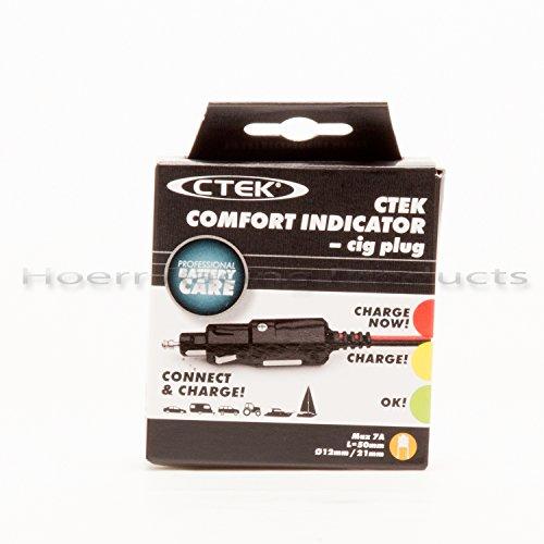 CTEK (56-870) Comfort Indicator Cig Plug from CTEK