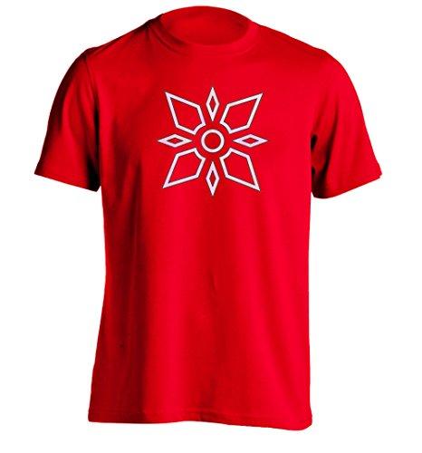 Digimon Crest of Light - Mens & Womens Unisex Printing T Shirt Design Tee