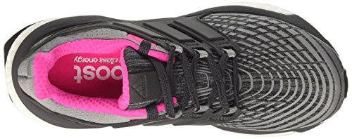 Four grey Chaussures Femme Energy W Violet Running De Three utility Boost Black Adidas Gris grey qfg6O
