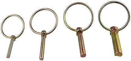 ABN resorte Lynch Pin Surtido de 50 piezas - Juego de sujetadores ...