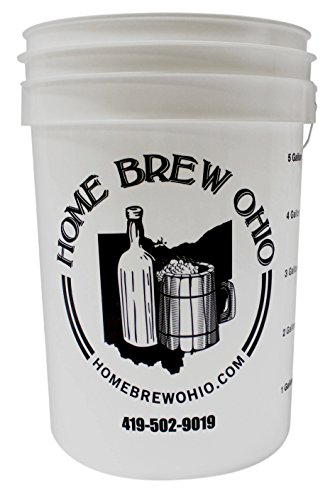 Home Brew Ohio Barley Crusher 7 lb. Hopper Including Bucket by Home Brew Ohio (Image #2)
