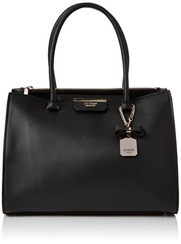 Guess VG668323 Bolso Shopper Mujer Negro (Nero)