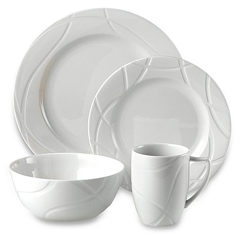 Lenox® Vibe™ 4-Piece Place Setting