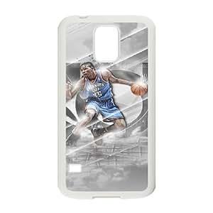 Samsung Galaxy S5 Phone Cases White Kevin Durant Oklahoma City Thunder CWQ165073
