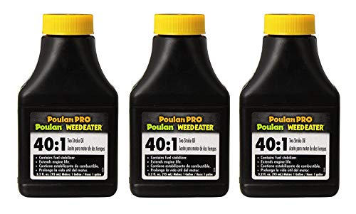 (Poulan 952030133 PK3 40:1 2 Cycle OiI 3.2 oz bottle)