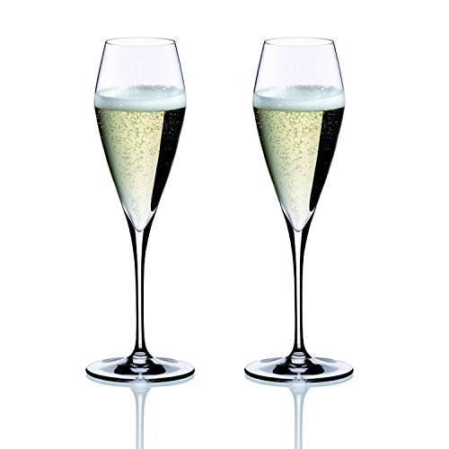 Riedel Vitis Champagne Glass, Set of 2 ()