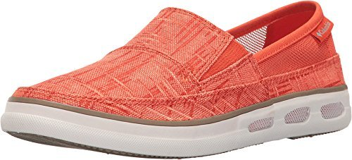 Columbia Women's Vulc N Vent Slip Outdoor Zing/Iceberg Athletic Shoe