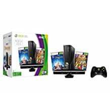 Xbox 360 4GB & Kinect 2012 Holiday Value Bundle