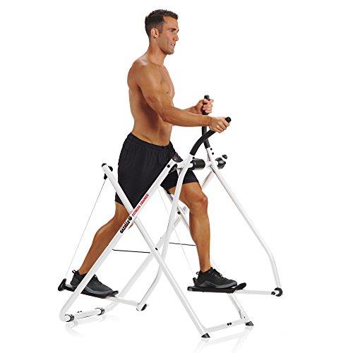 Gazelle Exercise Machine >> Gazelle Fitness Light Folding Home Gym Cardio Workout Elliptical Trainer Machine - HotFitnessStore