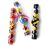 Gumball Tubes - 8in x 1in (12)