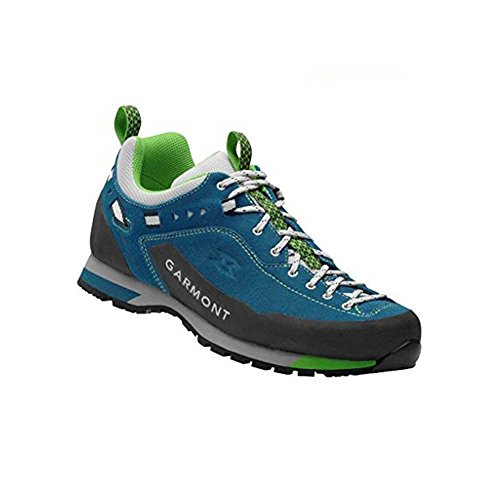 Garmont Dragontail LT Hiking Shoes - Men's Night Blue/Grey 10.5