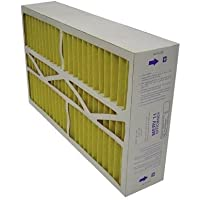 AMP-MFAH-M Replacement Media Filter for AHMAC - Merv 11 (Pack of 3)