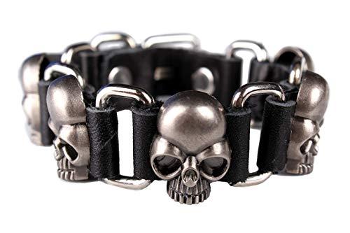 Arsimus Skull Goth Biker...