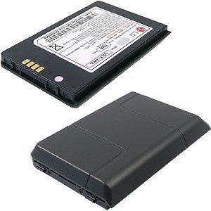 OEM LG enV Touch VX11000 Extended Battery - Env Touch Standard Battery