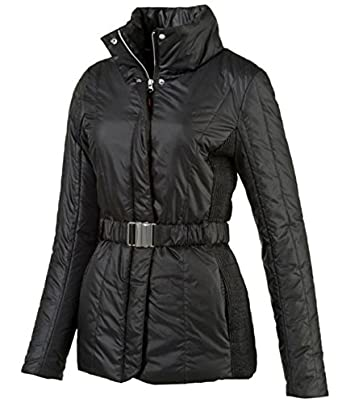 dec1aebab334 PUMA Women s Ferrari Padded Jacket at Amazon Women s Clothing store