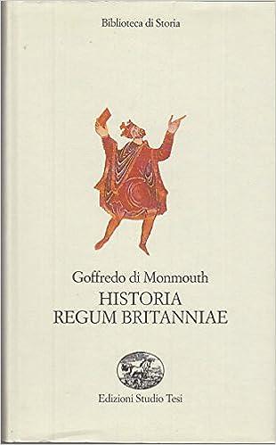 historia regum britanniae full text
