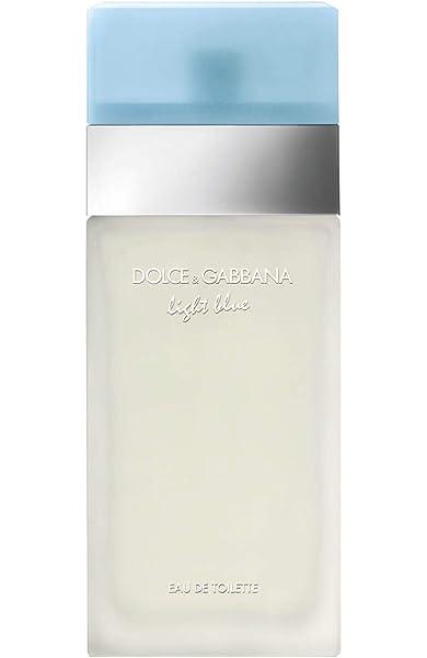 Dolce & Gabbana Light Blue, Agua de tocador para mujeres - 50 ml ...