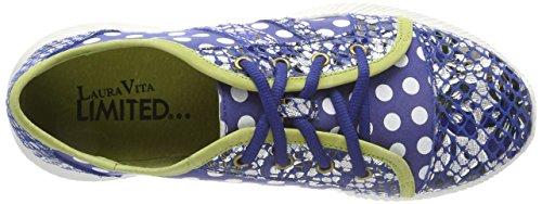 Laura Vita Signore Delfini 11 Sneaker Blu (bleu)