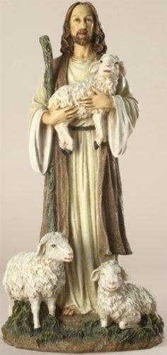Good Shepherd Figurine - 12