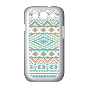 Aztec Wood ZLB605080 Customized Phone Case for Samsung Galaxy S3 I9300, Samsung Galaxy S3 I9300 Case