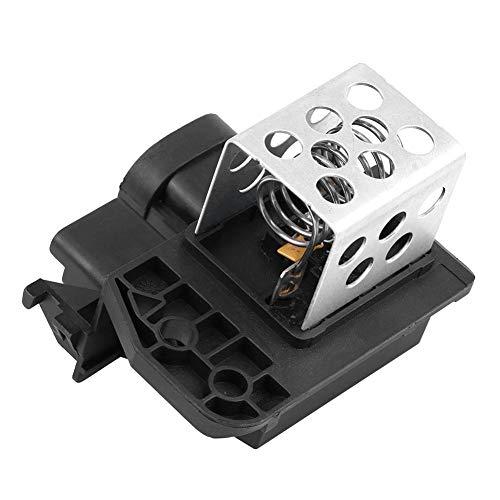 Fan Motor Resistor, Precise Control Blower Speed Heater Blower Fan Motor Resistor for C1 C4 107 206 307 Partner 9673999880: