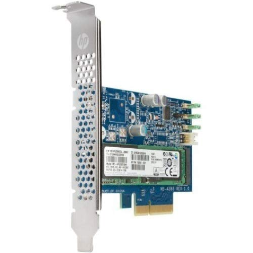 Hpe HP 1PD59AT Smart Buy Z Turbo Drive 256GB TLC Z46G4 SSD KIT by Hpe